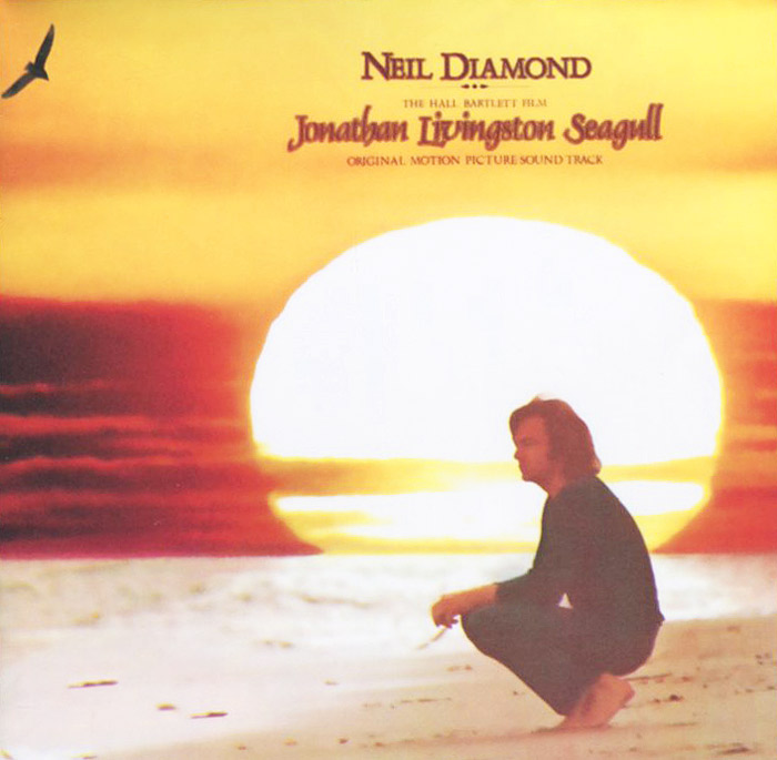 Нил Даймонд Neil Diamond. Jonathan Livingston Seagull. Original Motion Picture Soundtrack jonathan franzen strong motion