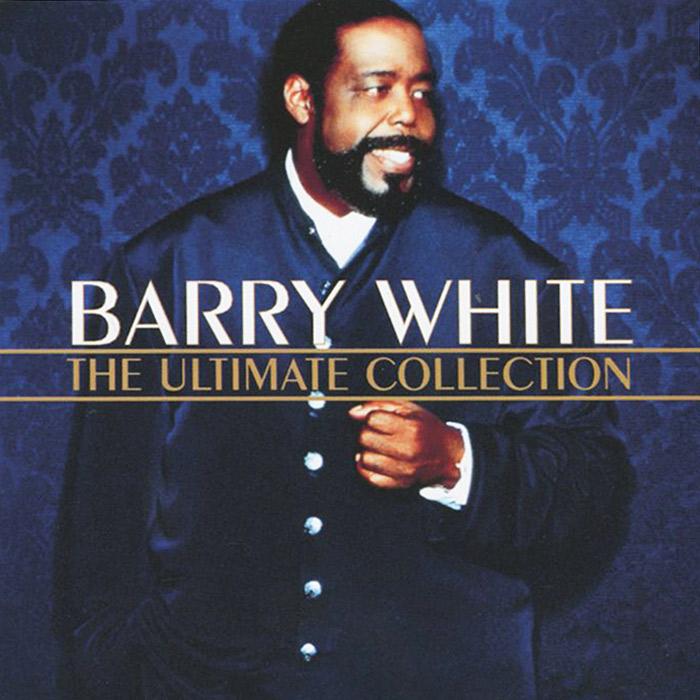 Барри Уайт Barry White. The Ultimate Collection barry white barry white stone gon