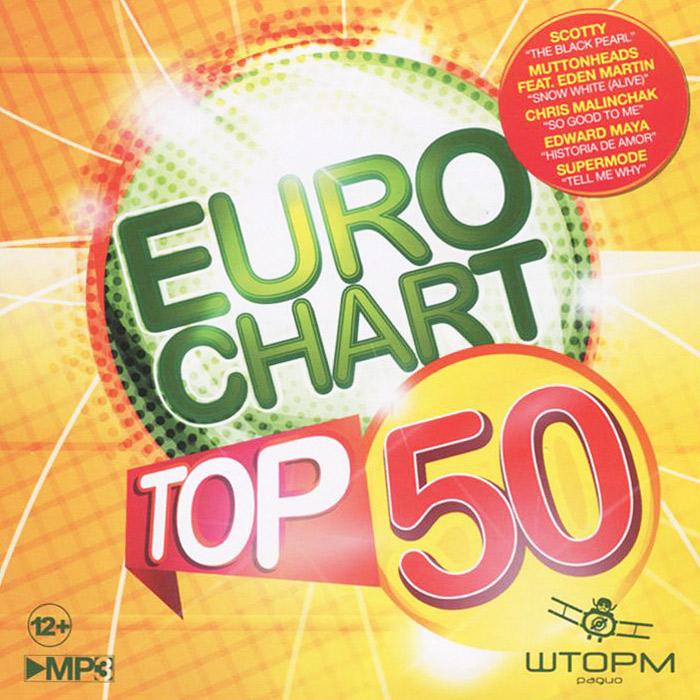 Muttonheads,Eden Martin,Scotty,Storm Queen,CJ Stone,DJ Kuba,Anise K,E-partment,Chris Malinchak,DJ Fresh Eurochart Top 50 (mp3) недорго, оригинальная цена