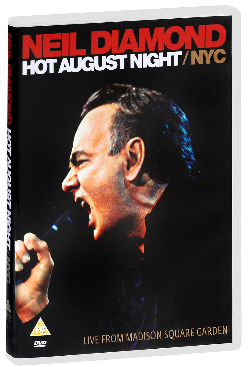 Neil Diamond. Hot August Night neil diamond hot august night