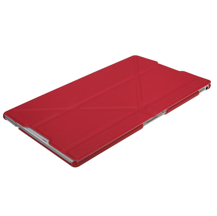 IT Baggage чехол для Sony Xperia Z3 Tablet Compact, Red аксессуар чехол sony xperia z3 aksberry red