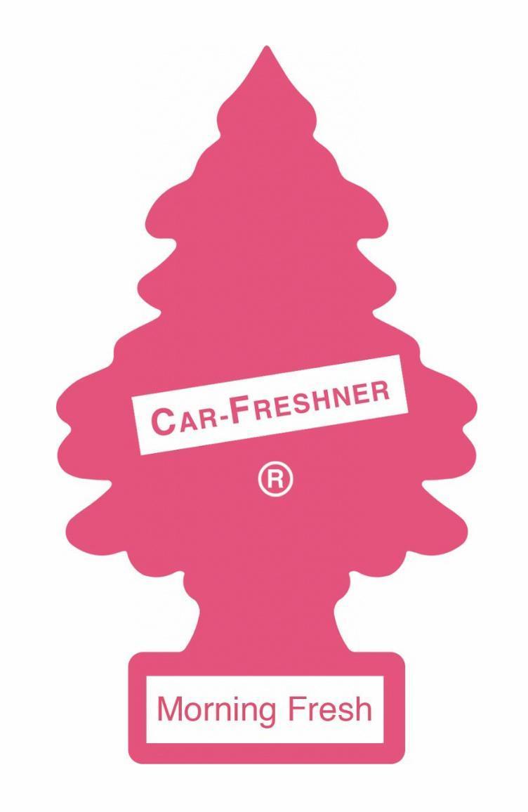 Освежитель Car-Freshner Елочка. Утренняя свежесть освежитель car freshner елочка кокос