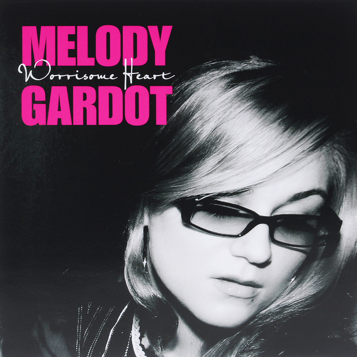 Мелоди Гардо Melody Gardot. Worrisome Heart (LP) original new innolux 5 6 inch at056tn53 v 1 lcd screen with touch
