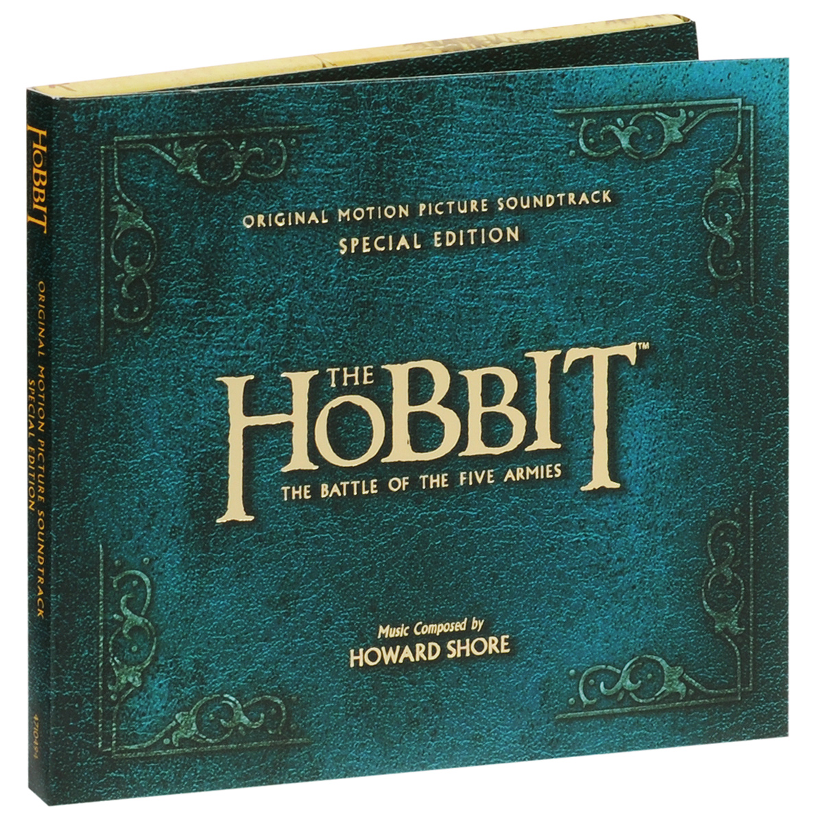 The Hobbit. The Battle Of The Five Armies. Original Montion Picture Soundtrack. Special Edition (2 CD) цена