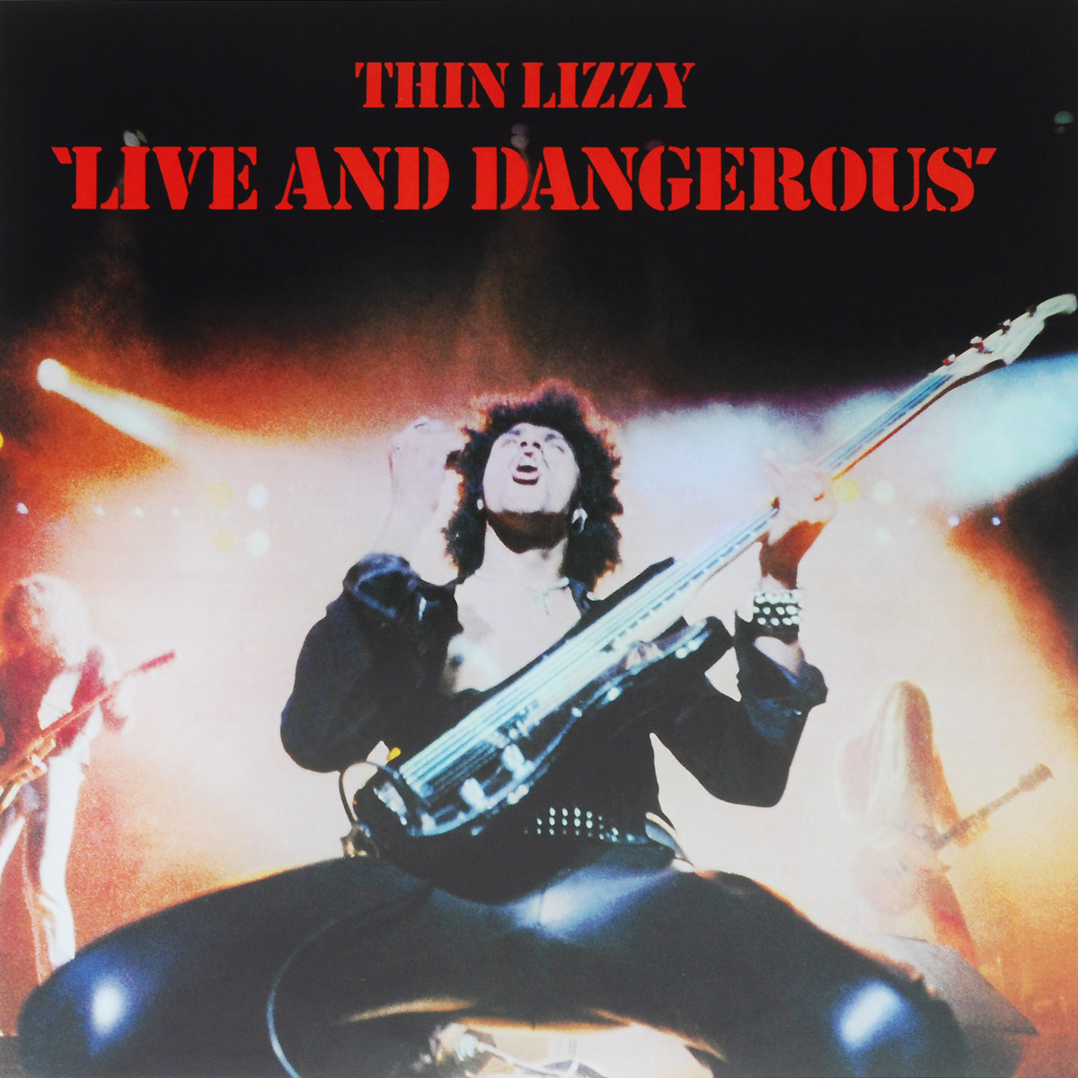 Thin Lizzy Thin Lizzy. Live And Dangerous (2 LP) гитара oem guitar lp lp thin cherry burst