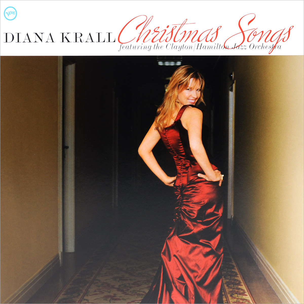 Дайана Кролл,Clayton/Hamilton Jazz Orchestra Diana Krall. Christmas Songs (LP) дайана кролл diana krall the look of love