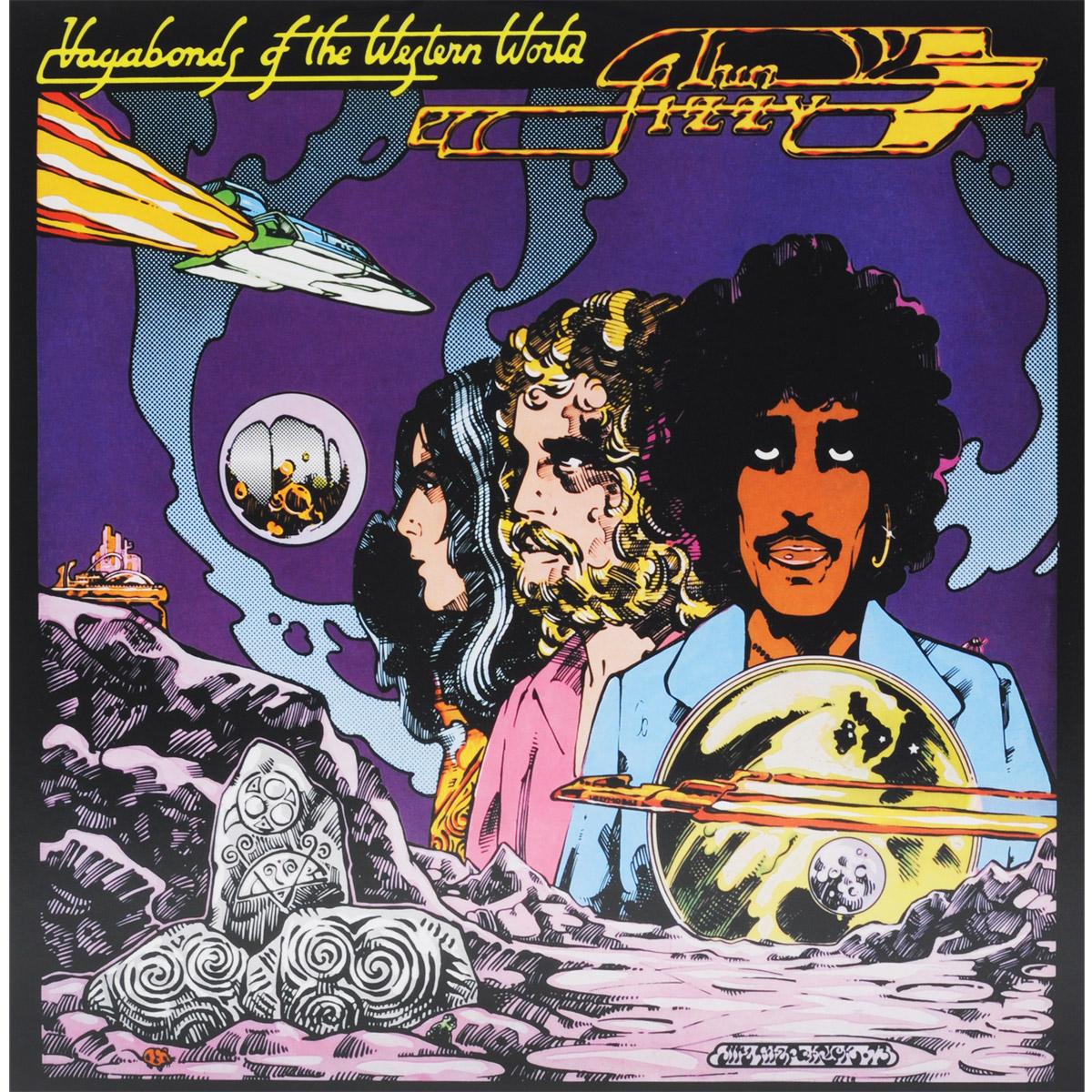 Thin Lizzy Thin Lizzy. Vagabonds Of The Western World (LP) защитная пленка lp универсальная 2 8 матовая