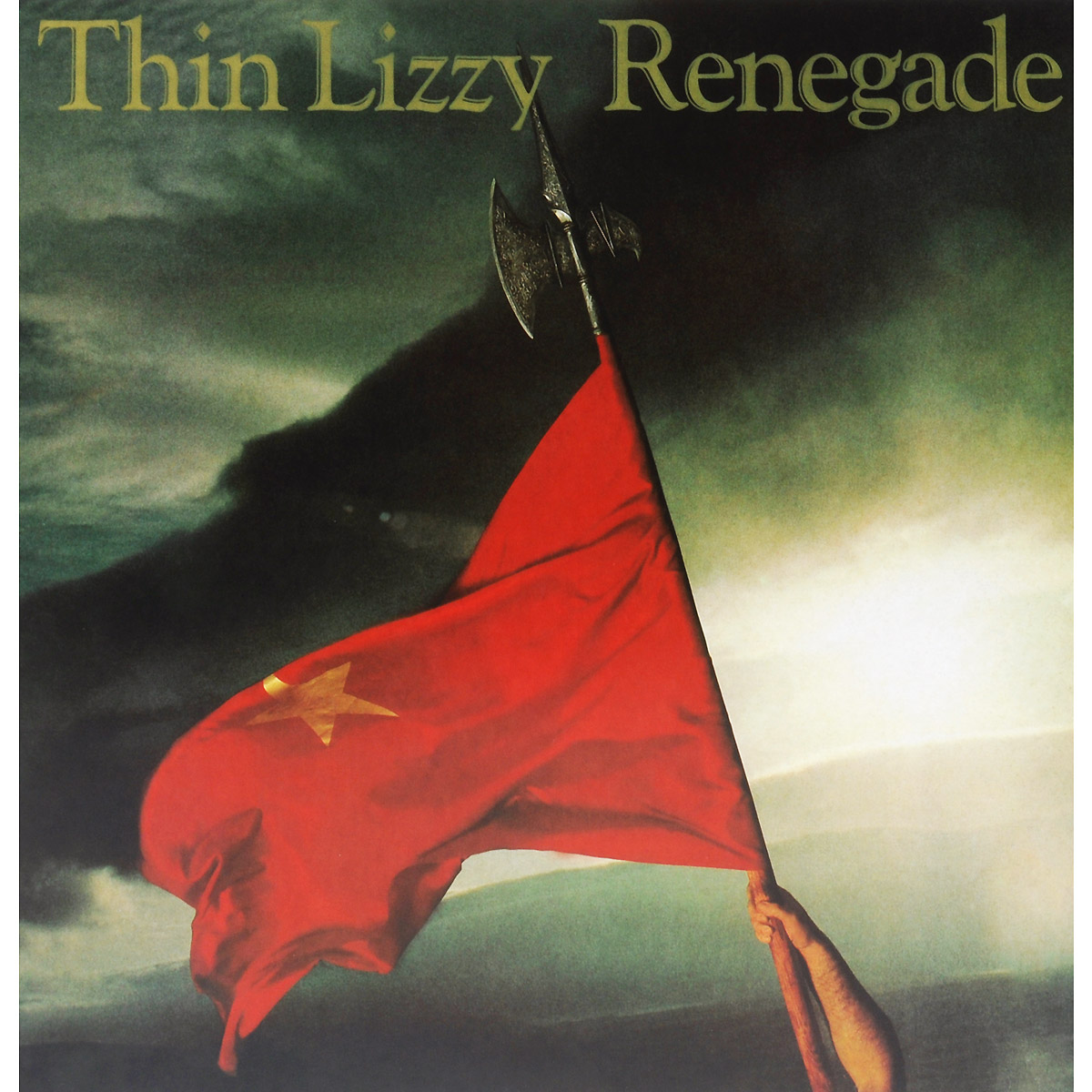 Thin Lizzy Thin Lizzy. Renegade (LP) гитара oem guitar lp lp thin cherry burst