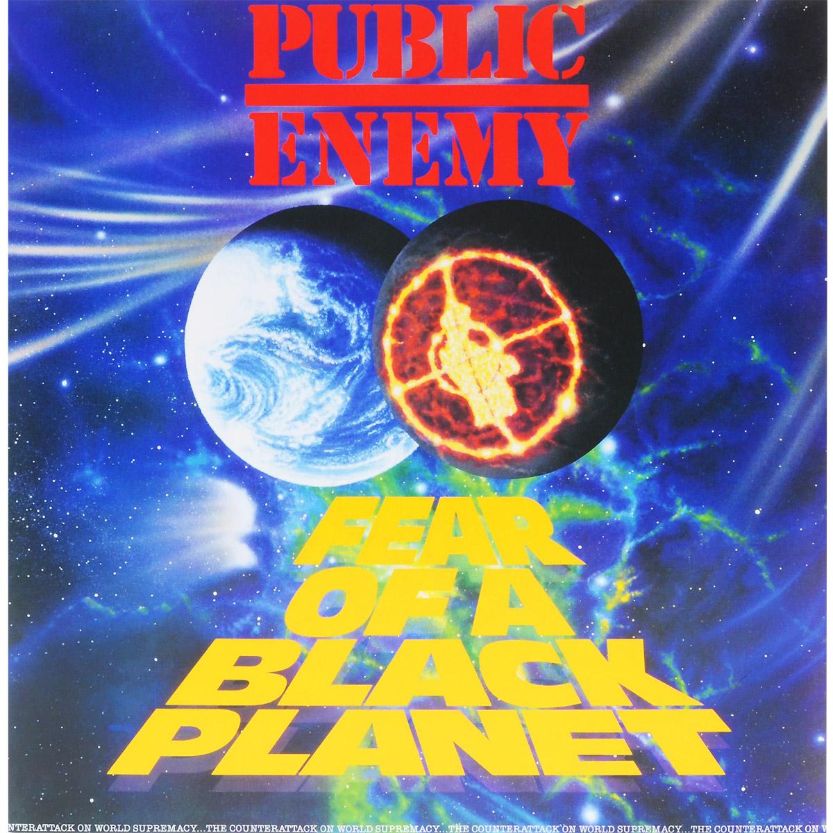 Public Enemy Public Enemy. Fear Of A Black Planet (LP) цена