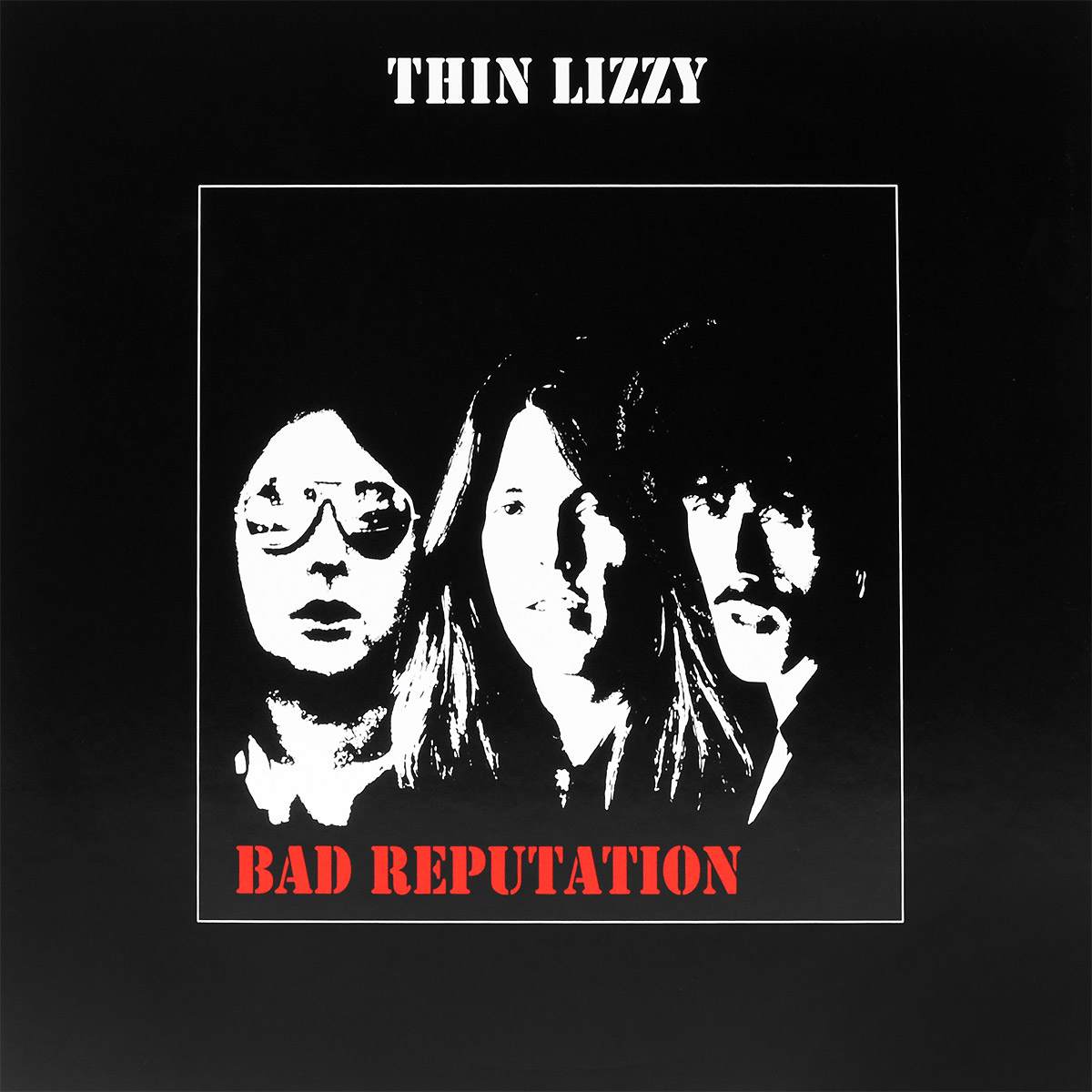 Thin Lizzy Thin Lizzy. Bad Reputation (LP) гитара oem guitar lp lp thin cherry burst