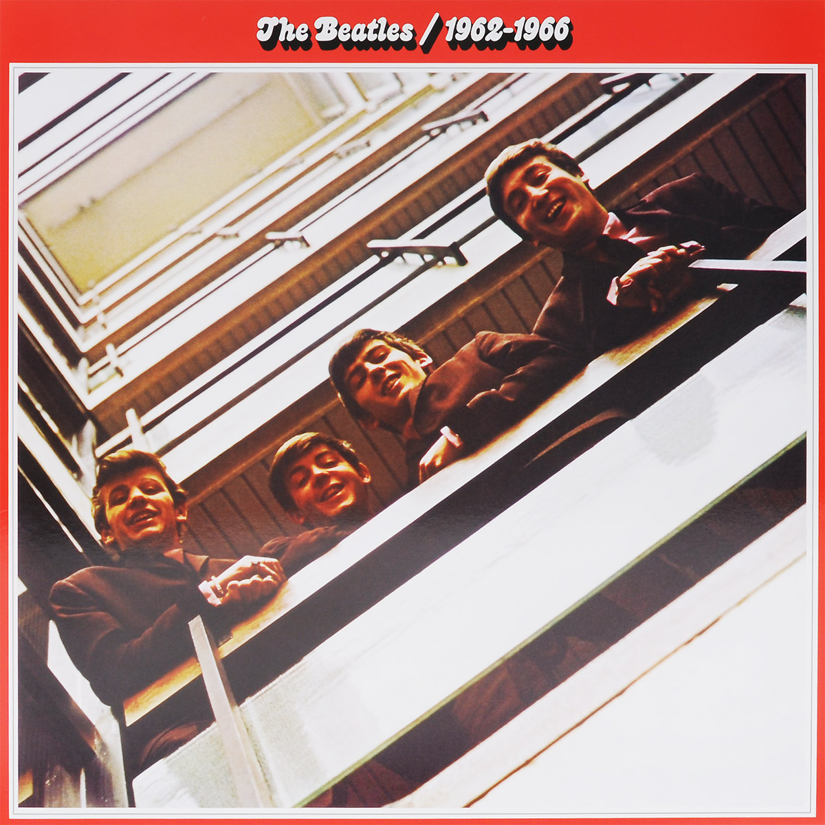 The Beatles The Beatles. 1962-1966 (2 LP) цена