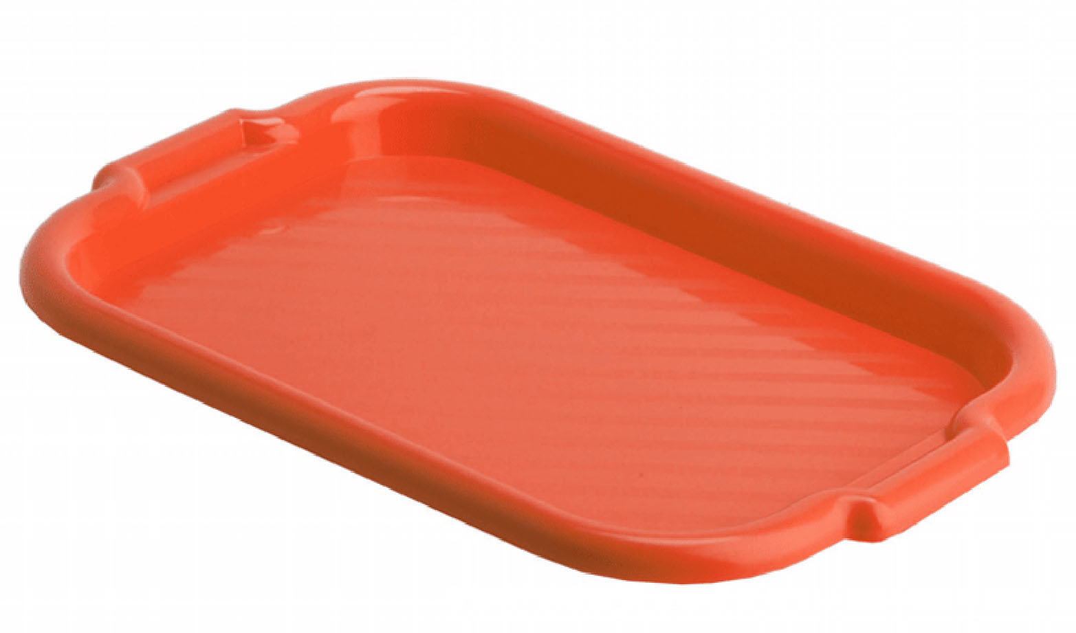 Поднос универсальный Idea, цвет: красный, 49 х 33 см поднос альтернатива витамины 49 33 2 5 см