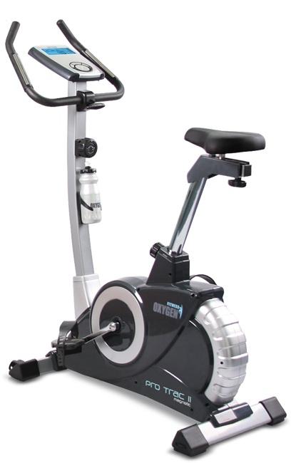 Велотренажер OXYGEN PRO TRAC II цены