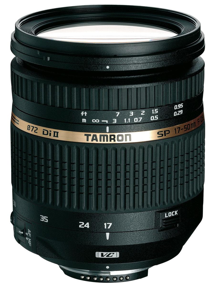 Объектив Tamron SP AF 17-50mm F/2.8 XR Di II LD VC Aspherical (IF), Canon