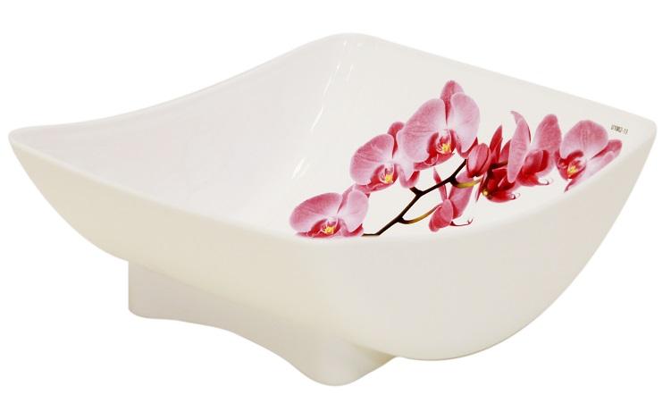 Салатник Idea Орхидея, 450 мл цена