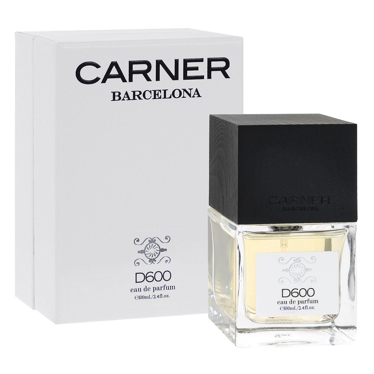 Carner Barcelona парфюмерная вода D600 унисекс 100 мл купить в