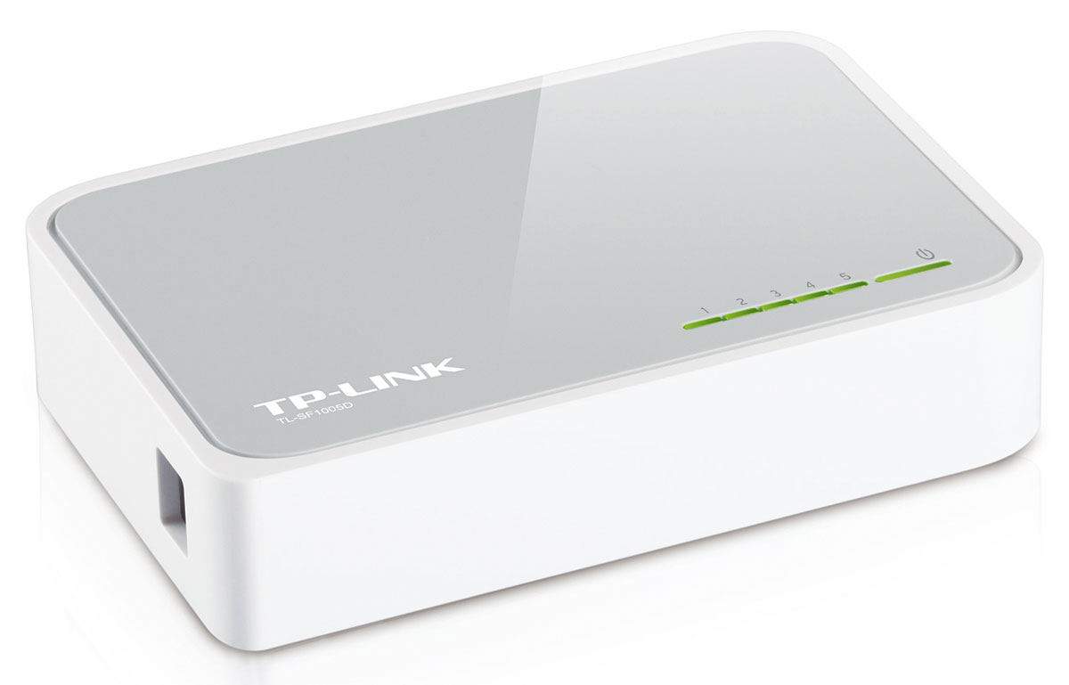 все цены на TP-Link TL-SF1005D онлайн