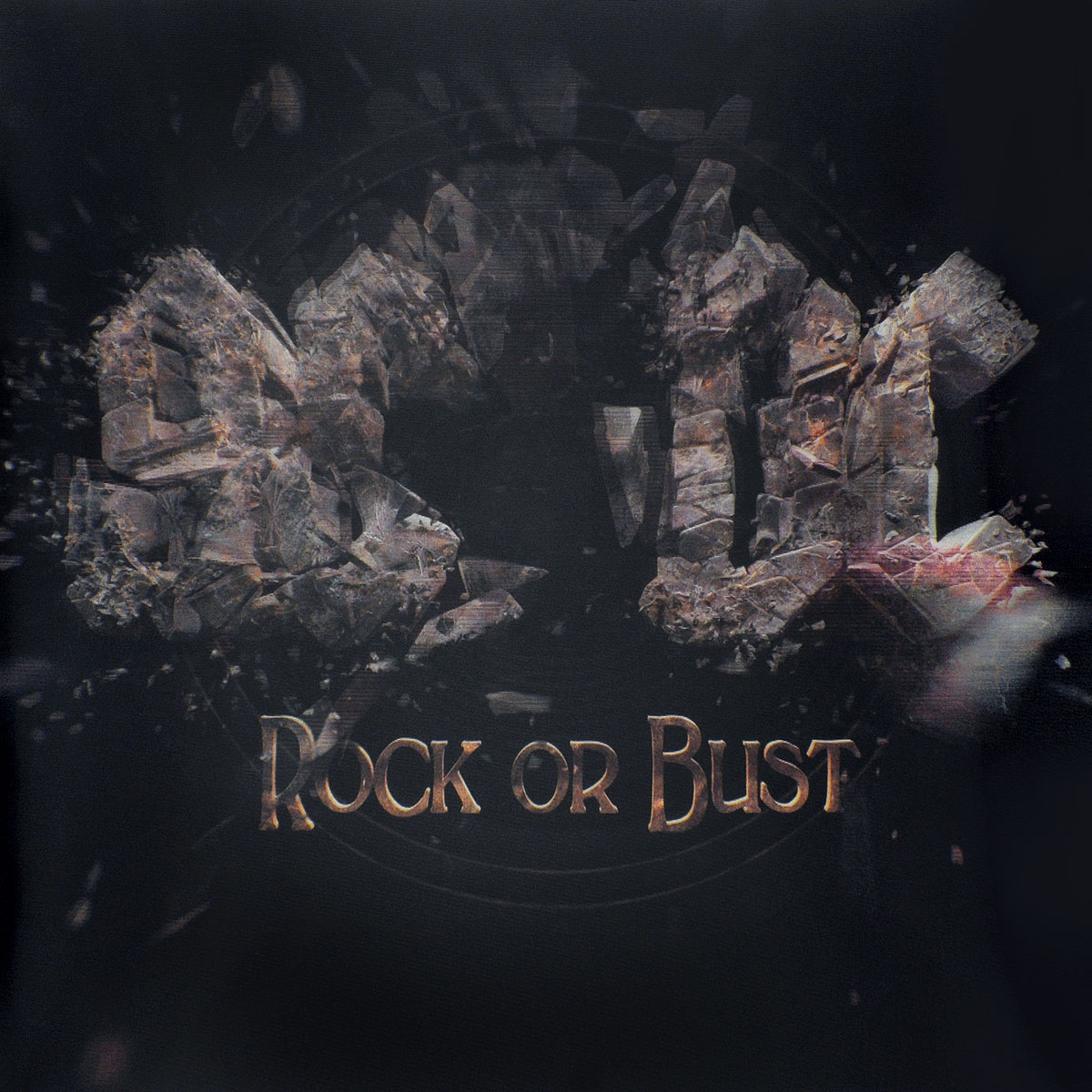 AC/DC AC/DC. Rock Or Bust (LP) ac dc ac dc let there be rock lp