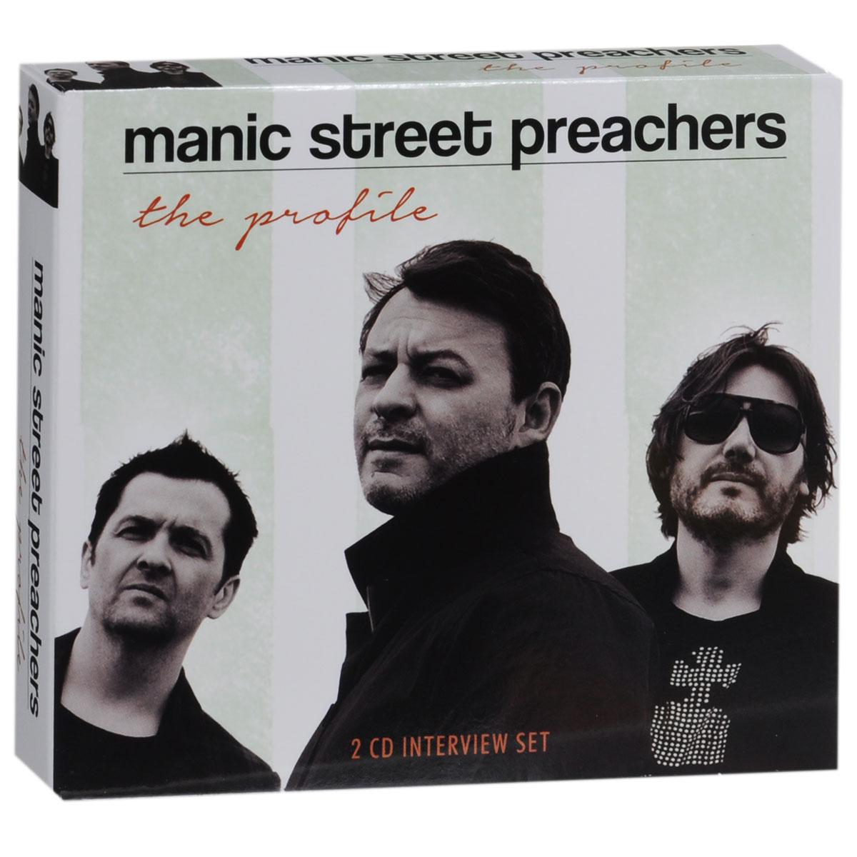 Manic Street Preachers Manic Street Preachers. The Profile (2 CD) muse manic depression