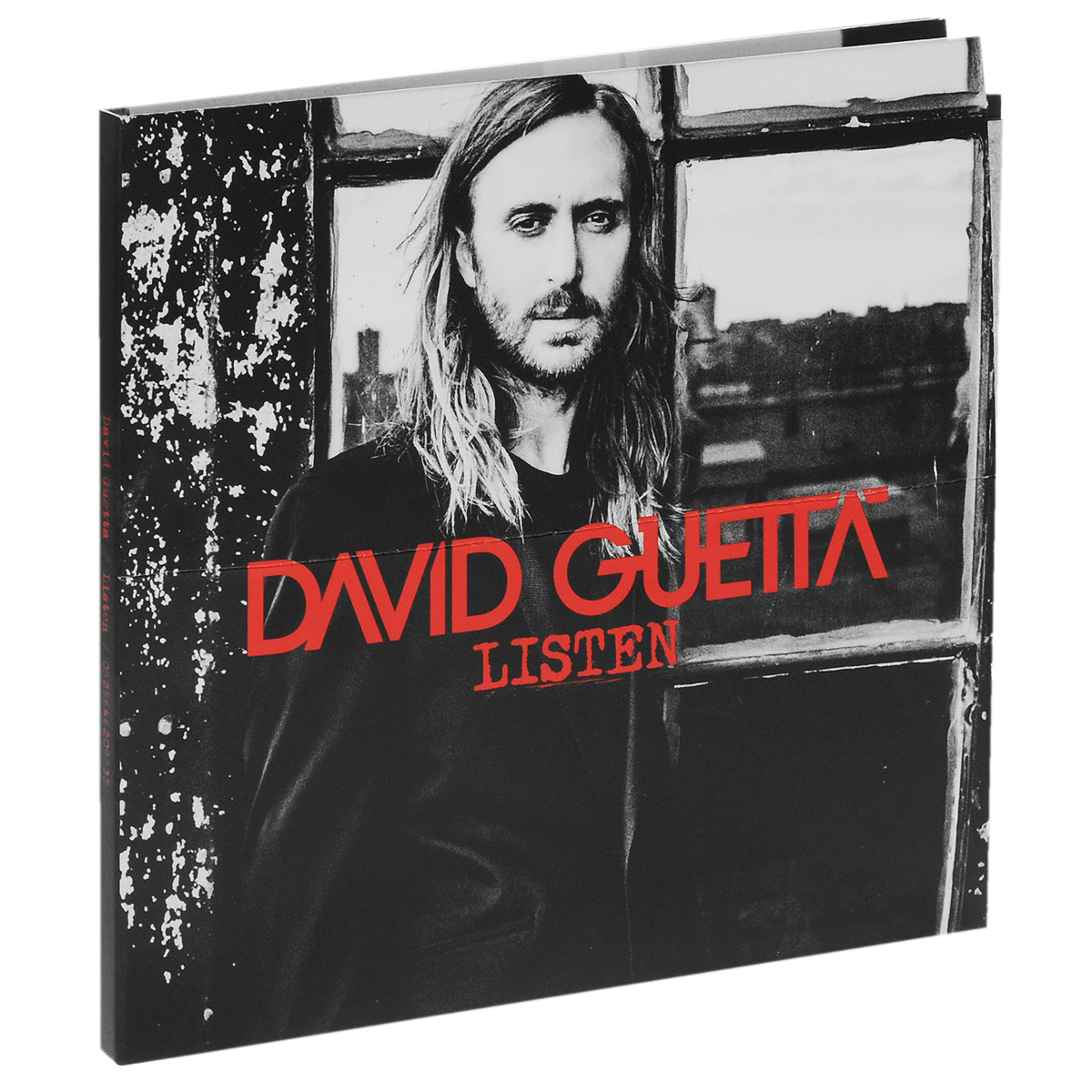 Дэвид Гетта David Guetta. Listen. Limited Edition (2 CD) дэвид гетта самуэль денисон мартин david guetta feat sam martin dangerous remix ep