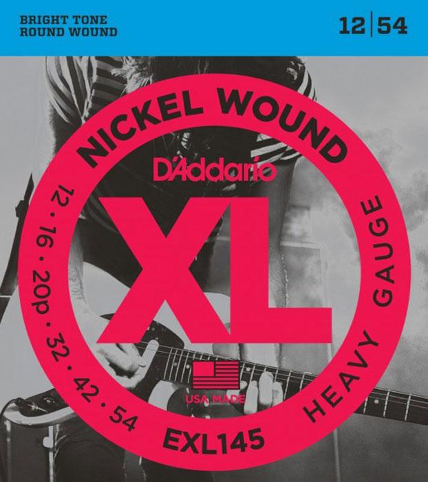 цена D'Addario EXL145 струны для электрогитары онлайн в 2017 году
