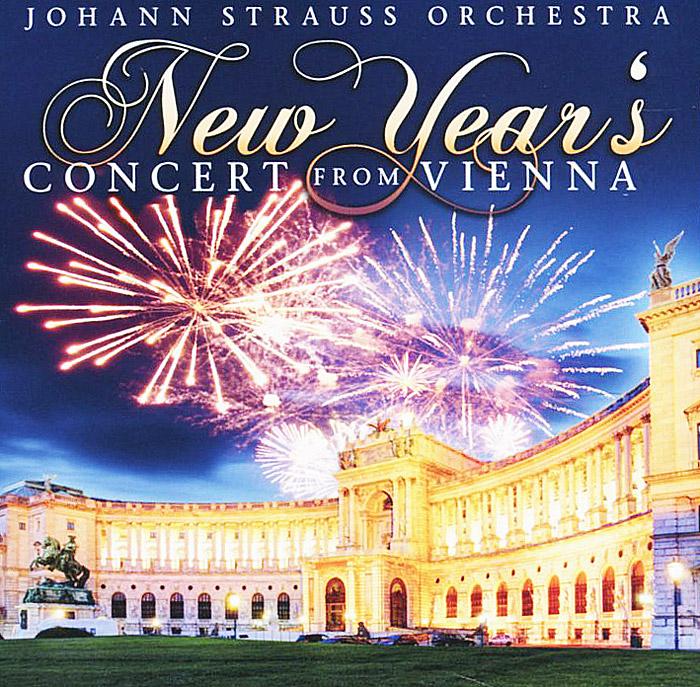 Johann Strauss Orchestra. New Year's Concert From Vienna
