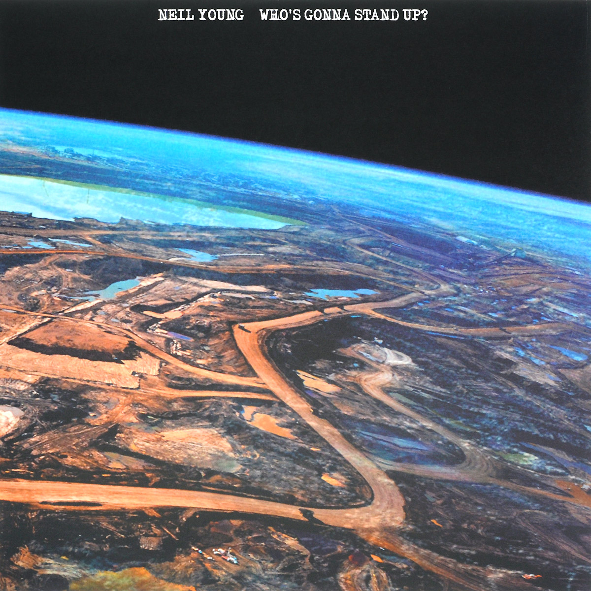 Нил Янг Neil Young. Who' s Gonna Strand Up? (LP) wulf s tracks page 2