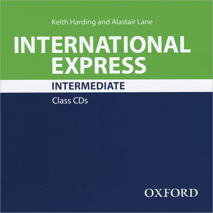 International Express: Intermediate: Class CDs (аудиокурс на 2 CD) oxford phonics world 2 student book 2 cd rom