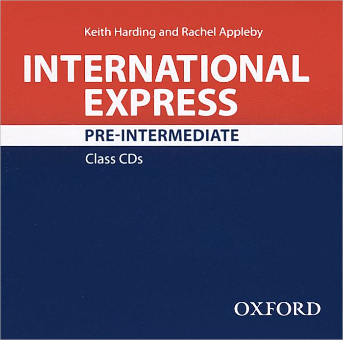 International Express: Pre-intermediate (аудиокурс на 2 CD) schritte 2 niveau a1 2 kursbuch аудиокурс на cd 1 2