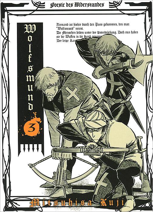 Wolfsmund: Volume 3