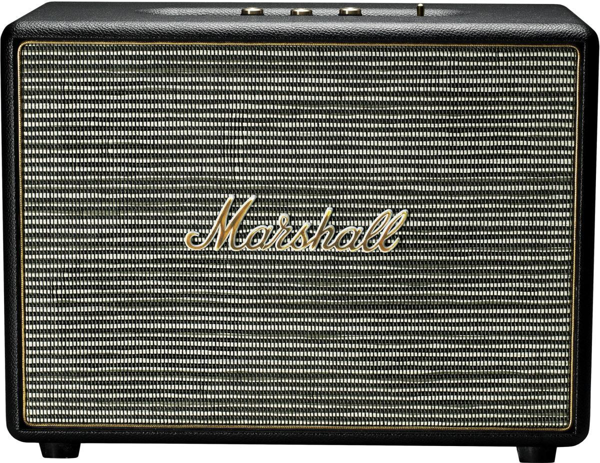Marshall Woburn, Black портативная акустическая система портативная колонка marshall woburn ii white