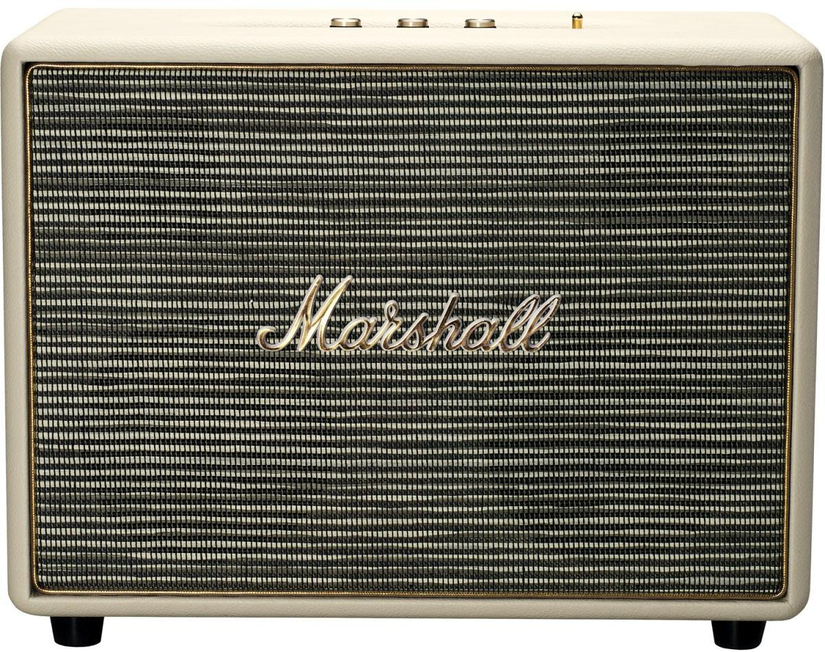 Беспроводная колонка Marshall Woburn, Cream портативная bluetooth колонка marshall woburn cream