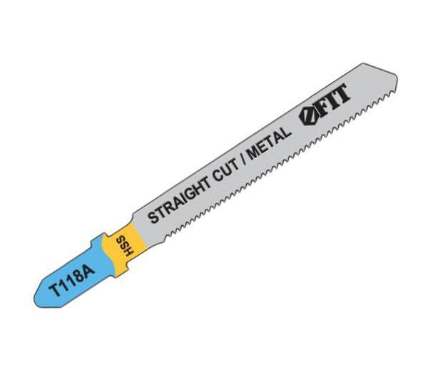 Пилки для электролобзика FIT, 2 шт. 40964 инструмент