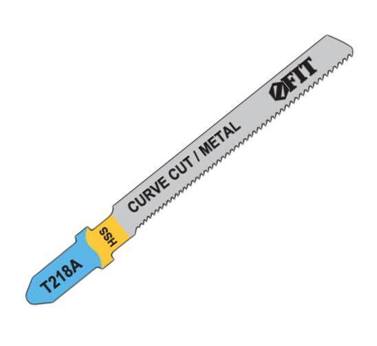 Пилки для электролобзика FIT, 2 шт. 40965 цены