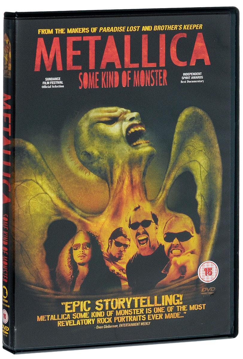 Metallica: Some Kind Of Monster (2 DVD) fletcher g some kind of wonderful