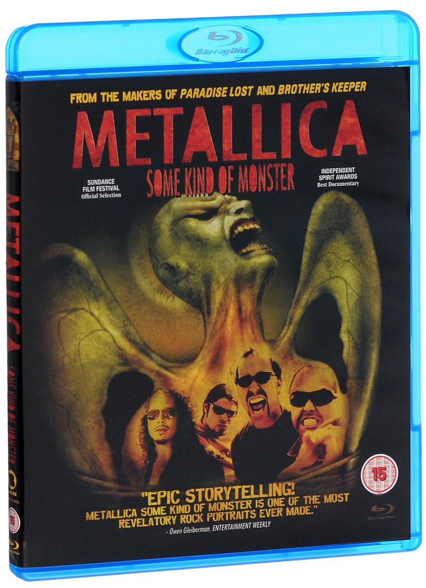 Metallica: Some Kind Of Monster (Blu-ray + DVD) fletcher g some kind of wonderful
