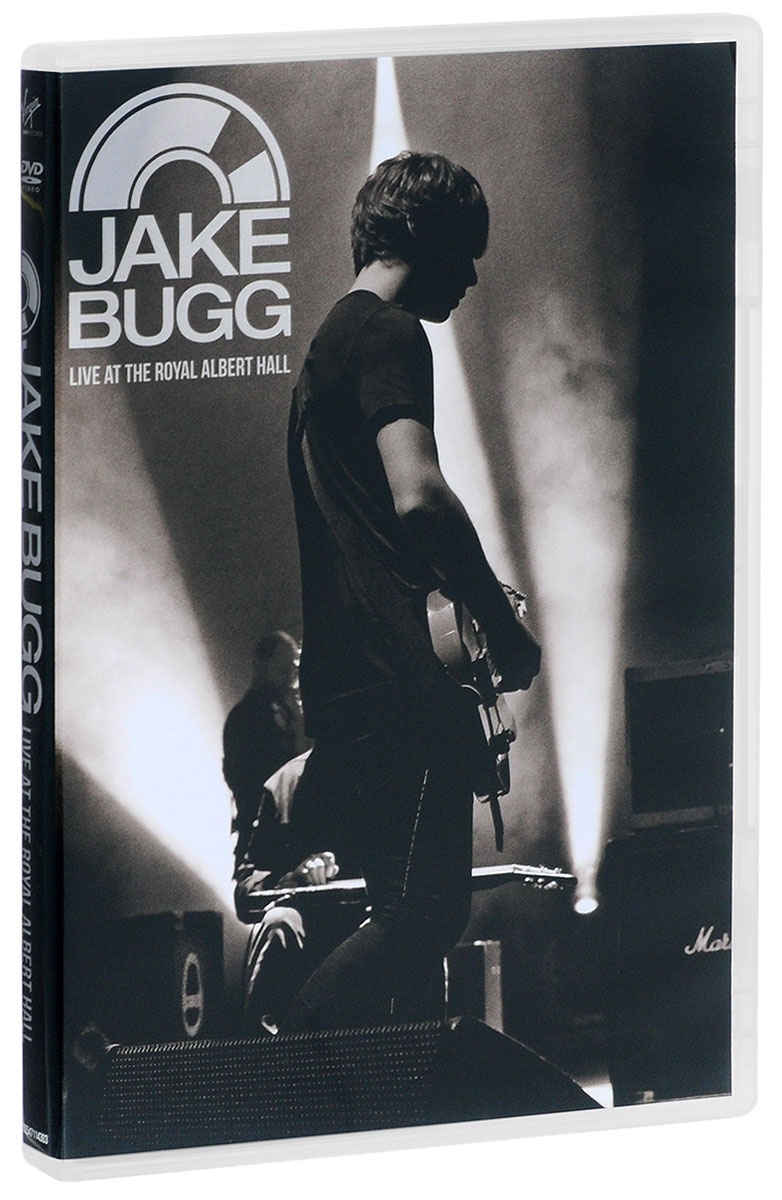 лучшая цена Jake Bugg: Live At The Royal Albert Hall
