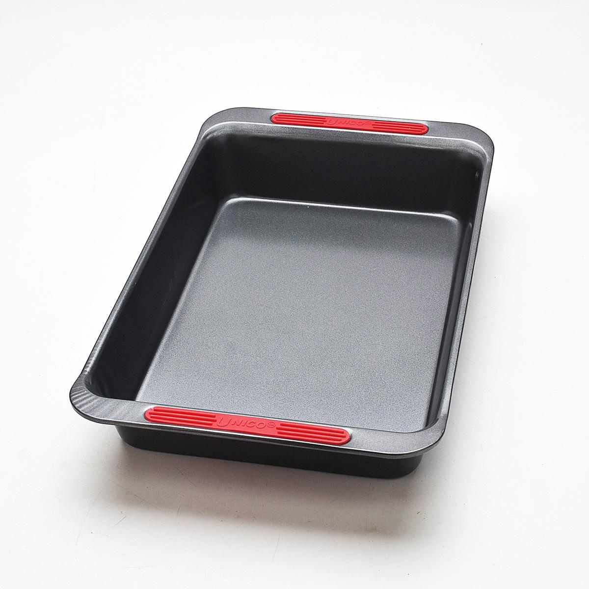 """Форма для запекания Mayer & Boch """"Unico"""", прямоугольная, с антипригарным покрытием, 41 х 25 х 6,5 см"""