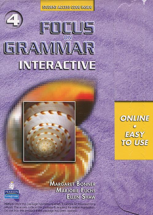 Focus on Grammar 4: Interactive focus on grammar 1 5 interactive instructor access card
