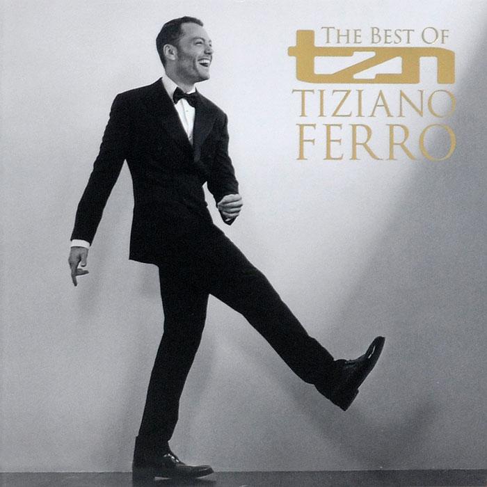 Тициано Ферро Tiziano Ferro. The Best Of Tiziano Ferro vitesse ferro