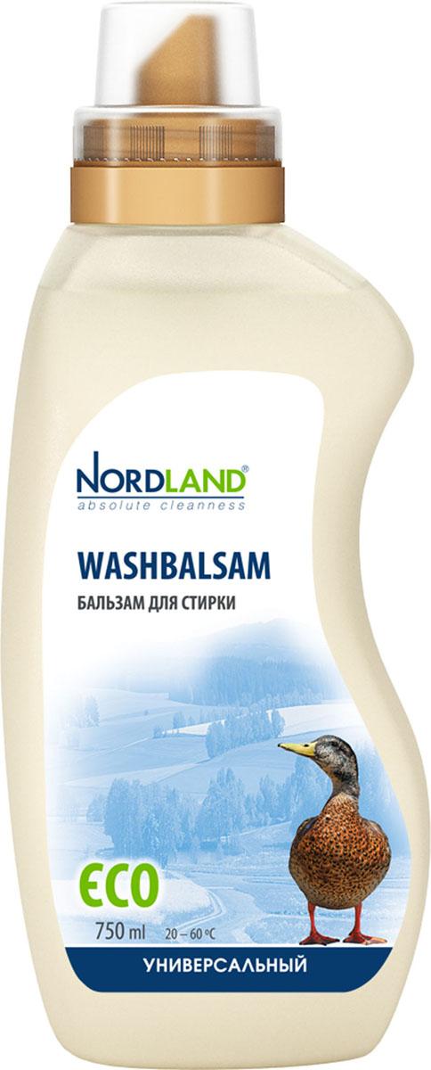 Бальзам для стирки универсальный Nordland Washbalsam, 750 мл универсальный чистящий крем nordland