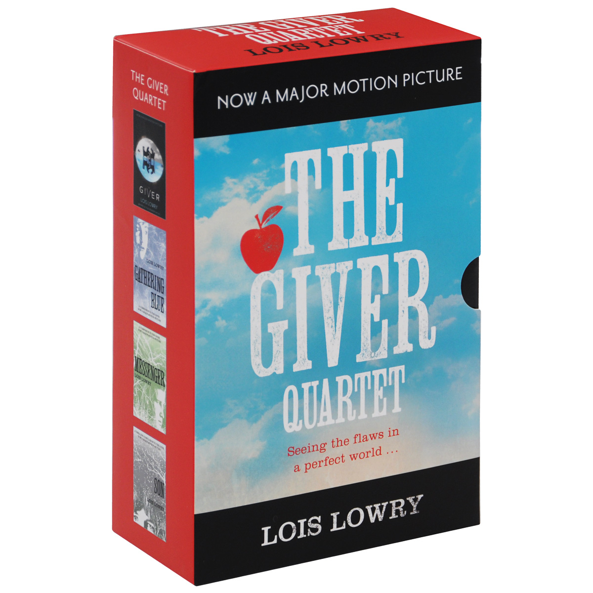 The Giver Quartet: Boxed Set