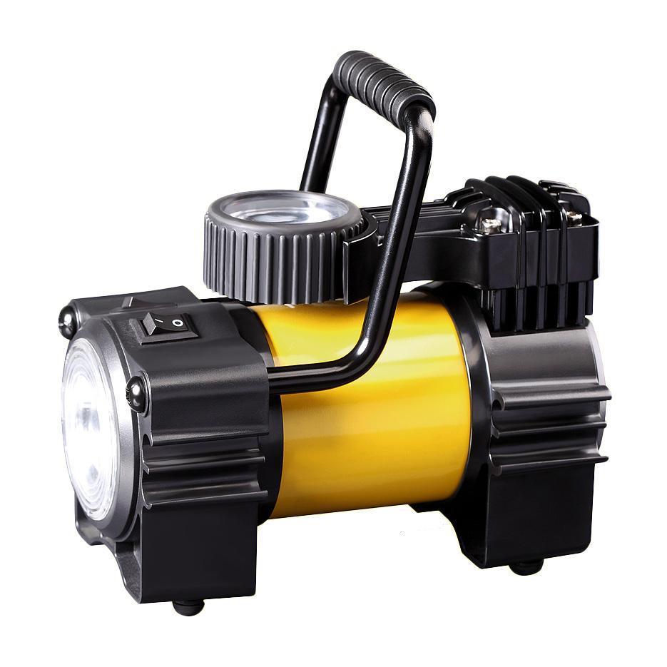 Компрессор автомобильный КАЧОК K90 LED компрессор качок к90