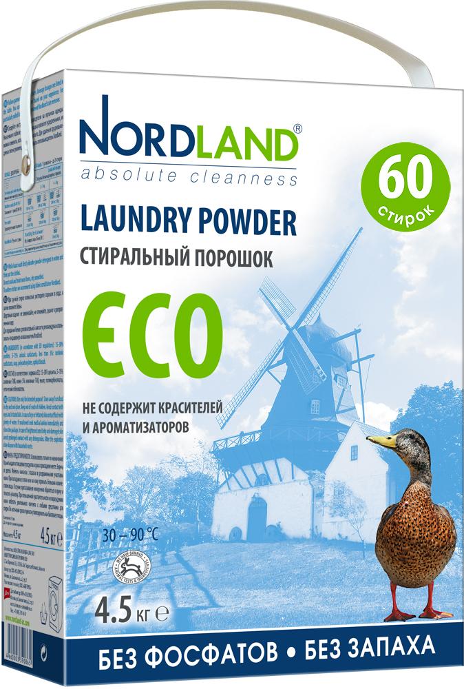 """Стиральный порошок Nordland """"ECO"""", 4,5 кг"""