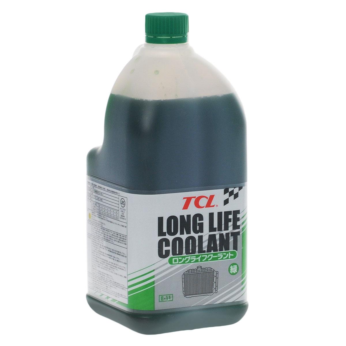 """Антифриз TCL """"LLC"""", концентрированный, цвет: зеленый, 2 л"""