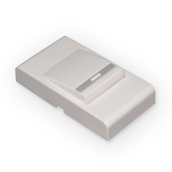 Кнопка для проводного звонка Elektrostandard DBB03WM Белый Elektrostandard