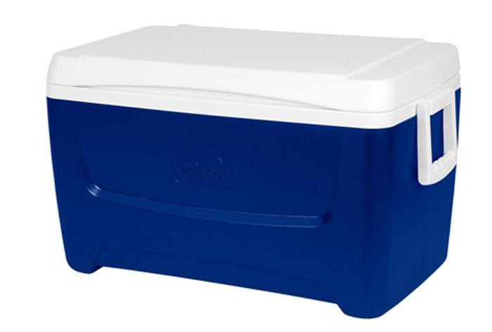 Изотермический контейнер Igloo Island Breeze, цвет: синий, 45 л