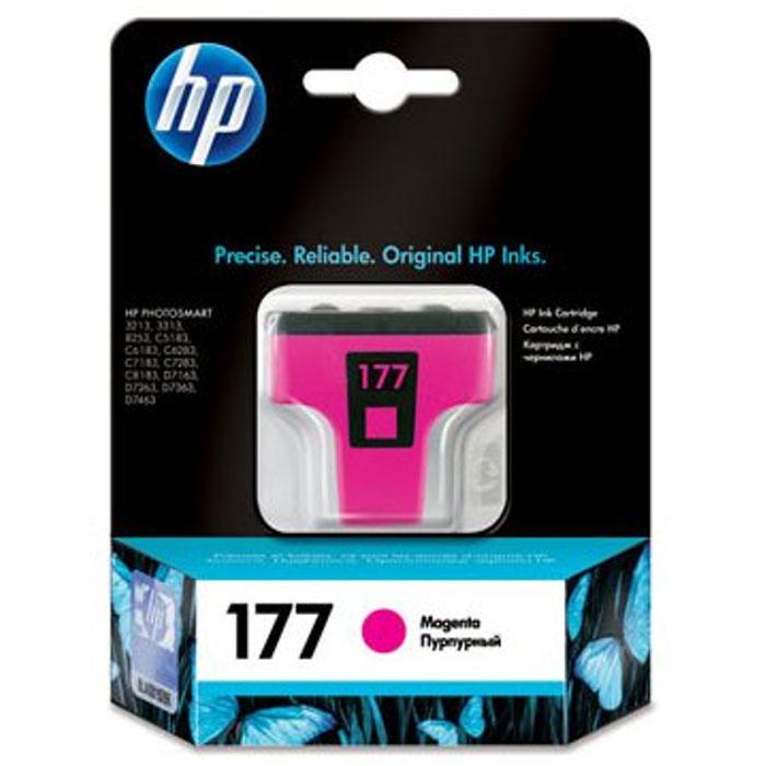 Картридж HP 177 (C8772HE), пурпурный цена