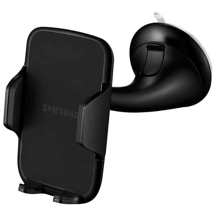 Samsung EE-V200SA, Black автомобильный держатель для устройств 4-5,7 pink dandelion design кожа pu откидной крышки кошелек для карты держатель для samsung j5prime