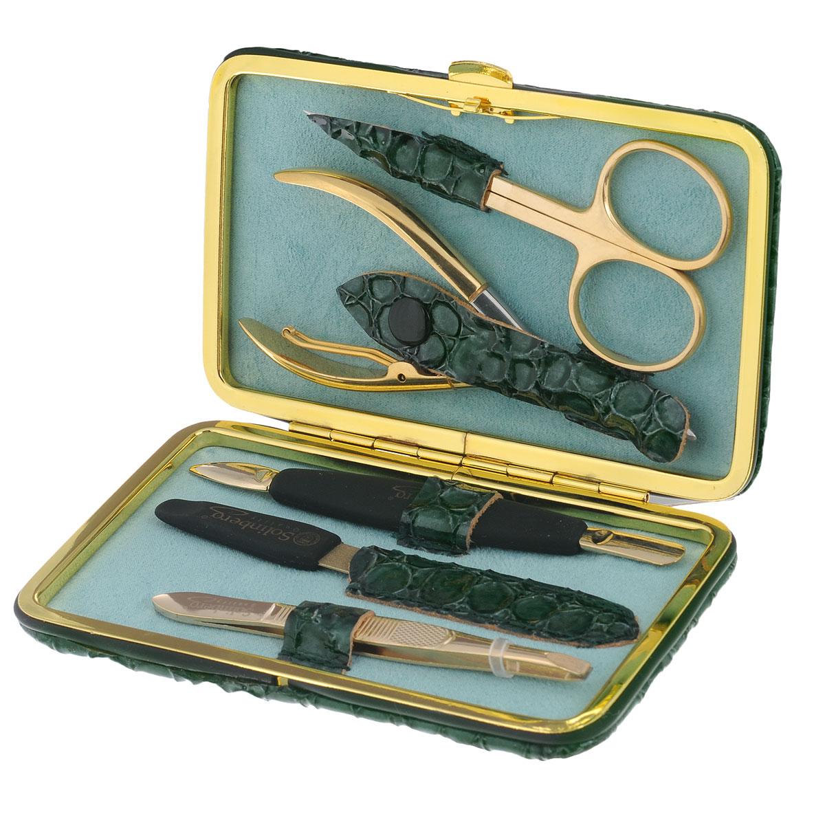Solinberg Маникюрный набор, 5 предметов. 140-1205